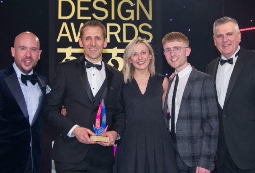 Laings named UK's Bathroom Showroom & Retailer of the Year