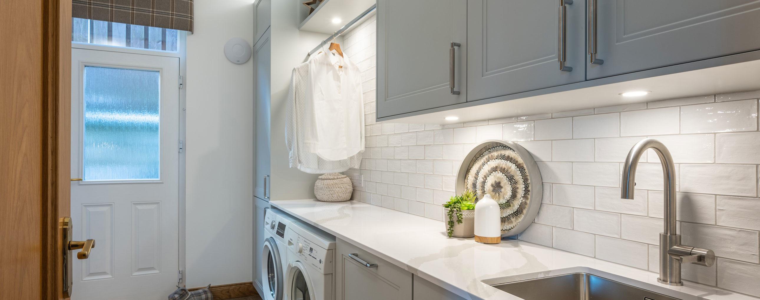 Cameron Laundry Room