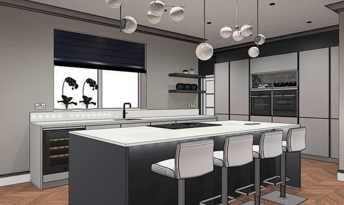 Design Process - Kitchens
