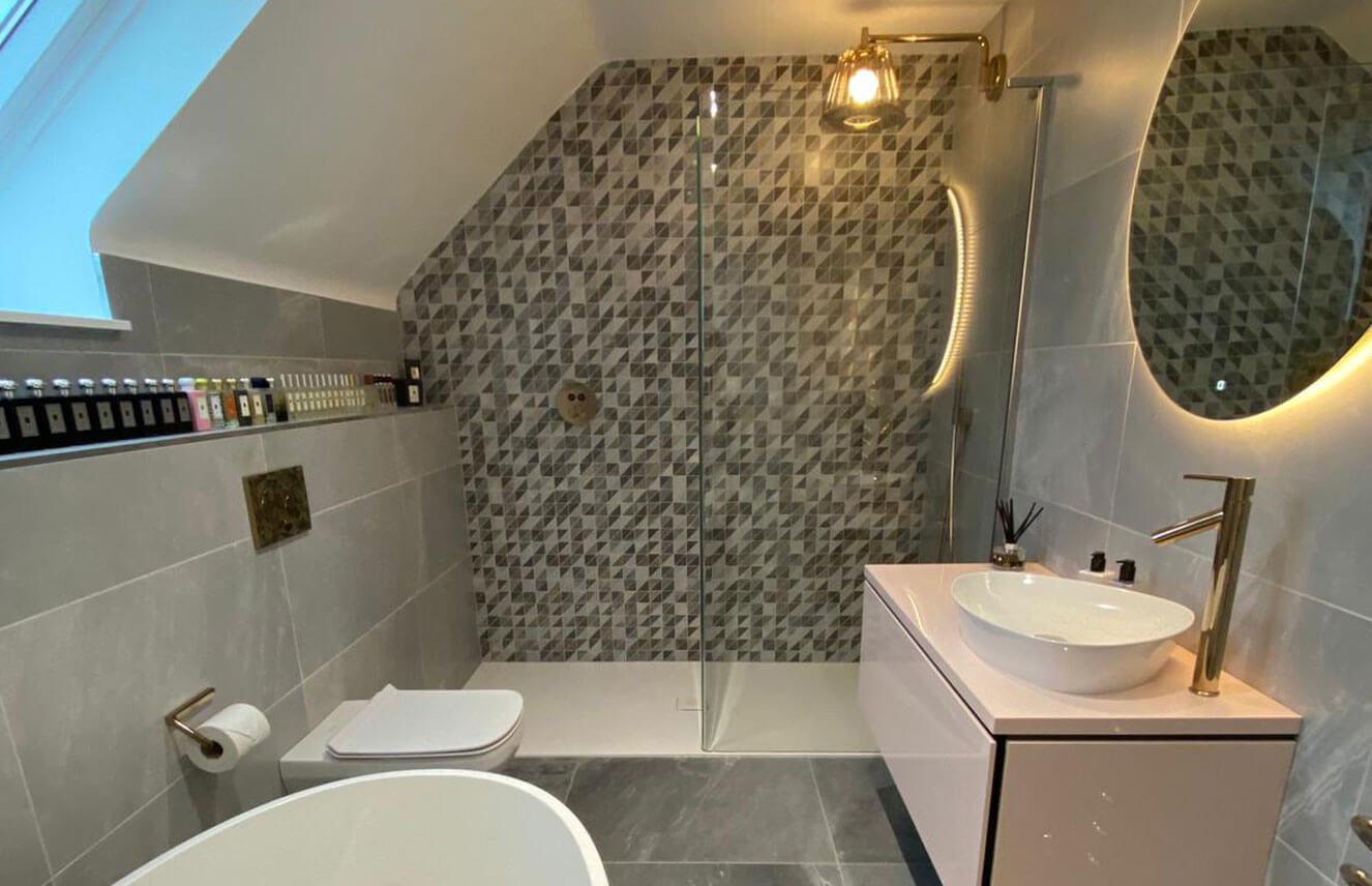 Aberdeenshire Bathroom